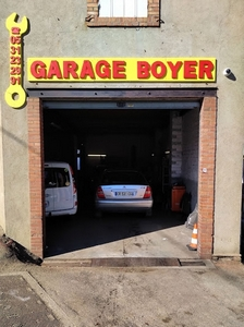Garage boyer